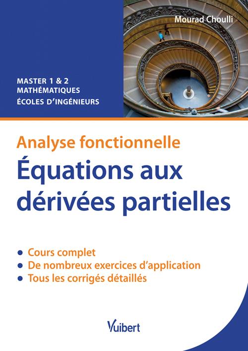 Analyse Fonctionnelle Equations Aux Derivees Partielles De Boeck Superieur