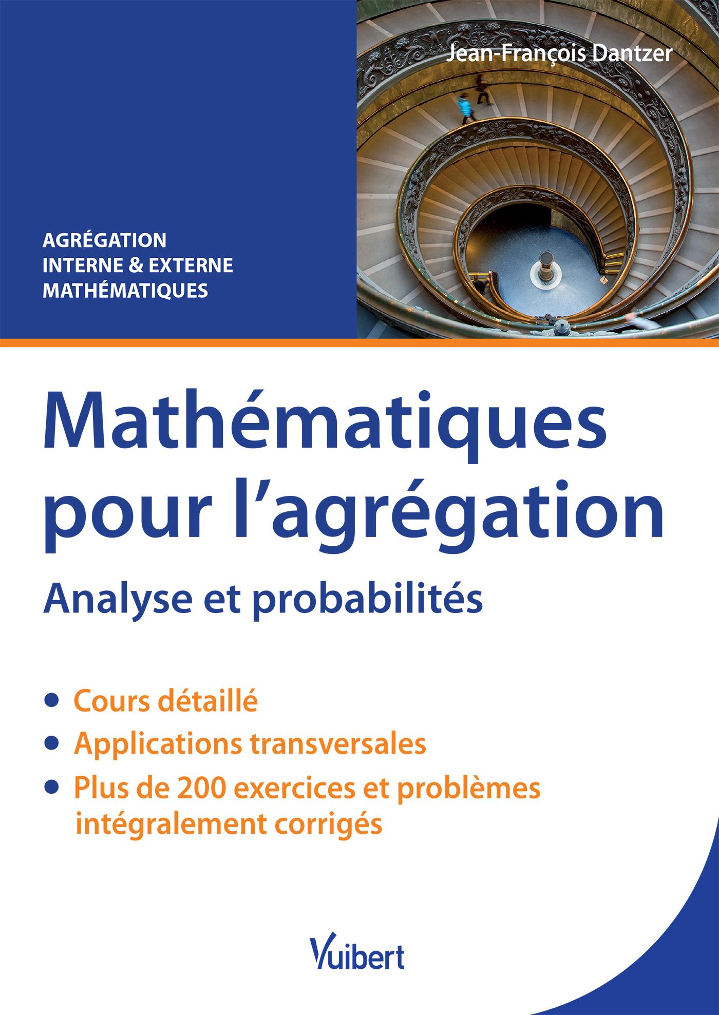 Mathématiques Pour Lagrégation De Boeck Supérieur