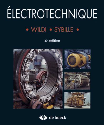 theodore wildi electrotechnique 4eme edition pdf