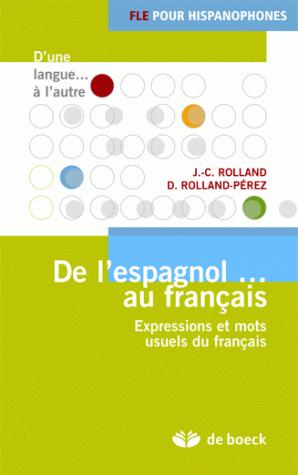 De Lespagnol Au Français