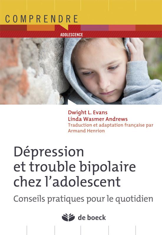 Depression Et Trouble Bipolaire Chez L Adolescent