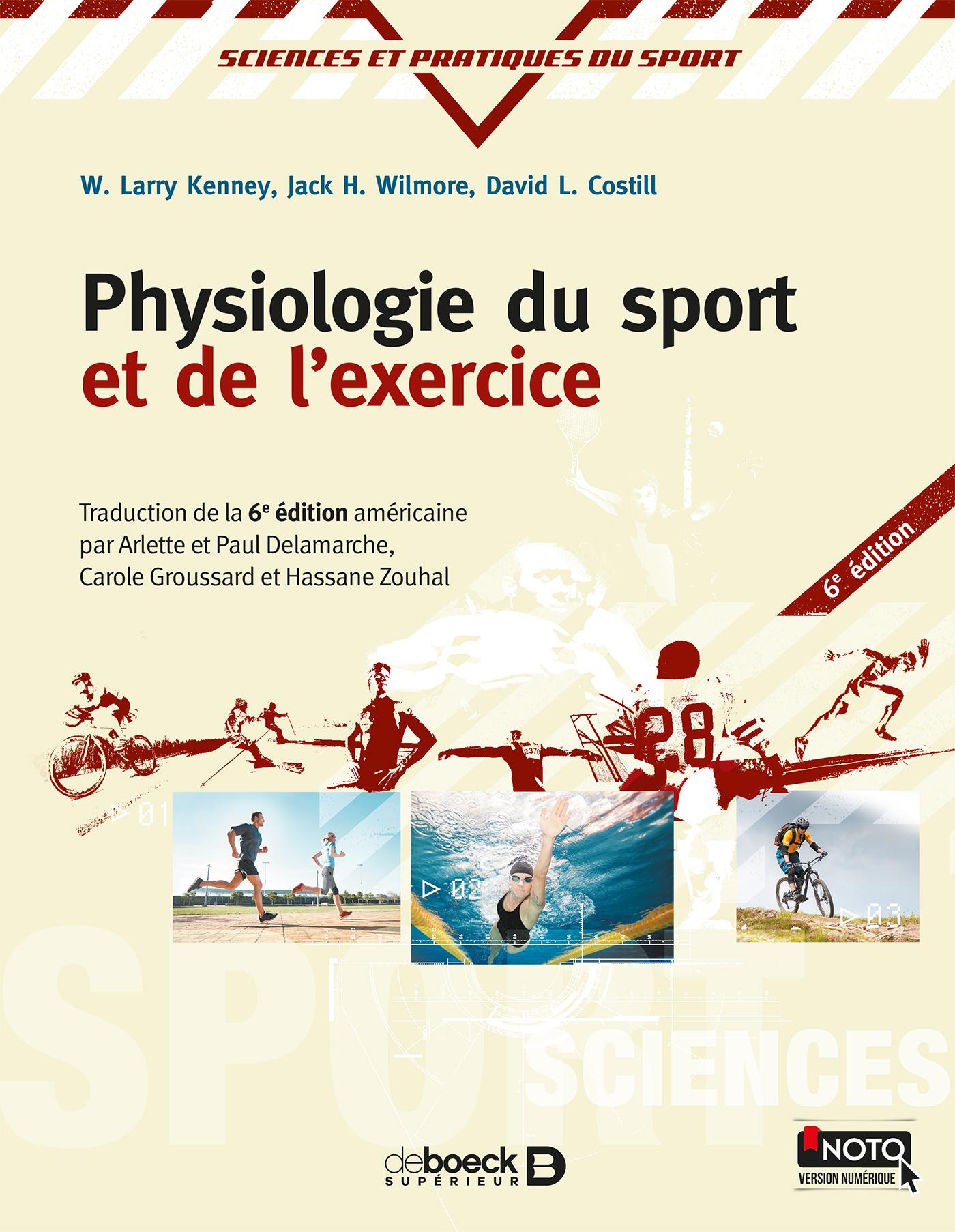 Physiologie Du Sport Et De L Exercice De Boeck Superieur
