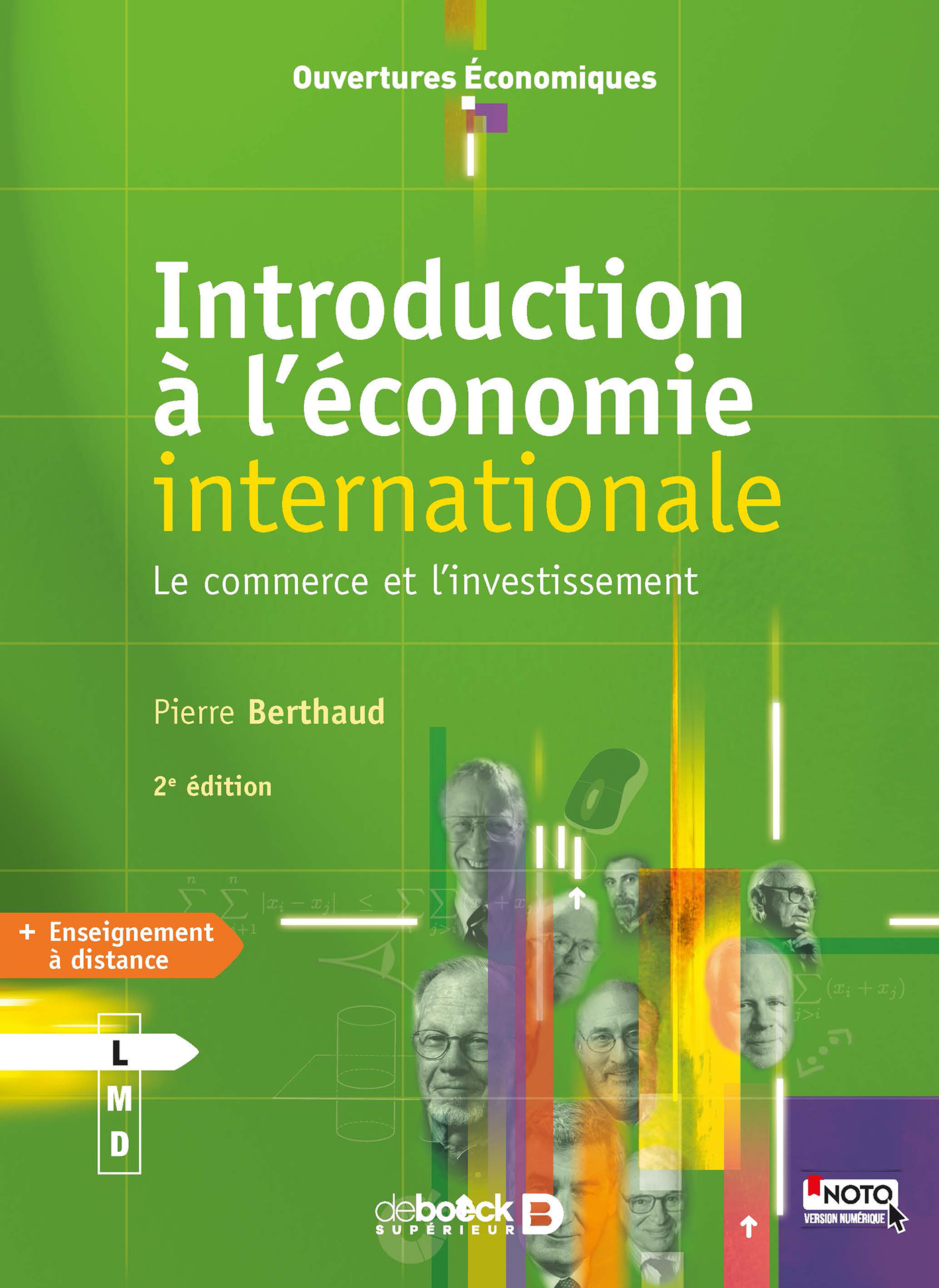 Introduction A L Economie Internationale De Boeck Superieur