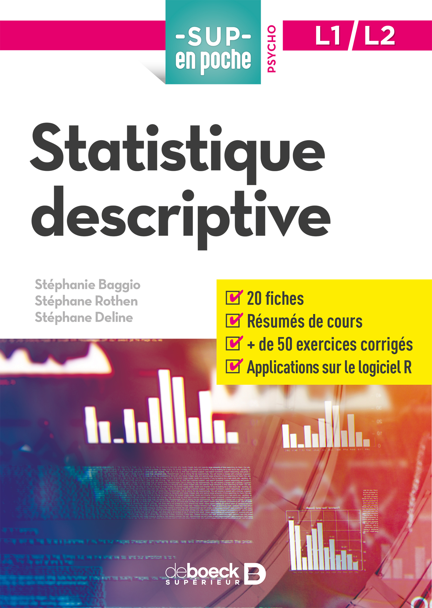 Statistique Descriptive De Boeck Superieur