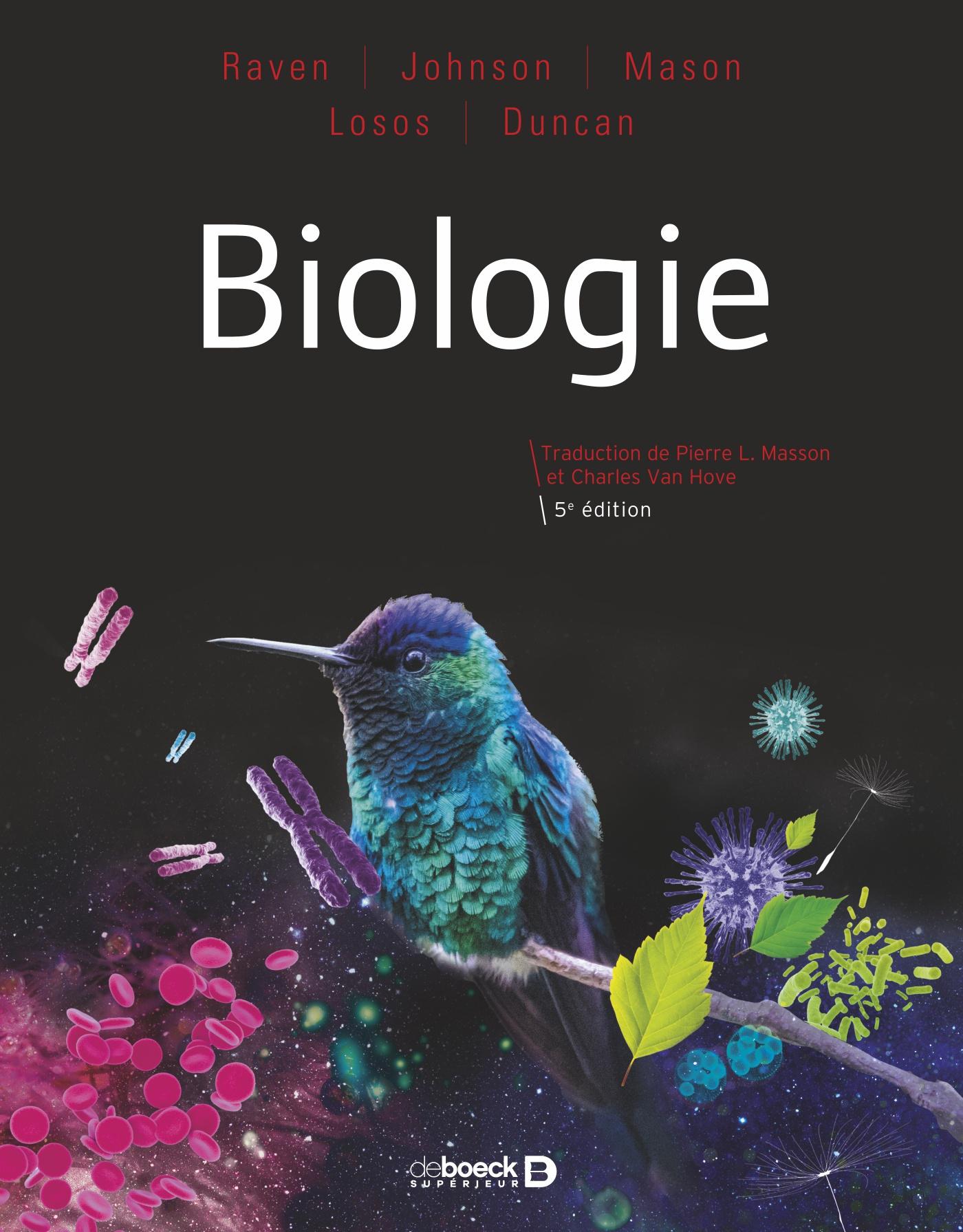 Biologie De Boeck Superieur