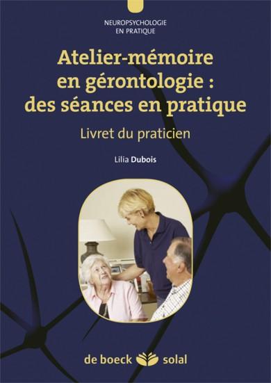 atelier m u00e9moire en g u00e9rontologie   des s u00e9ances en pratique